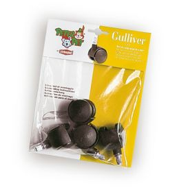 Pyöräsetti Gulliver DELUX -kuljetusbokseihin, pieni