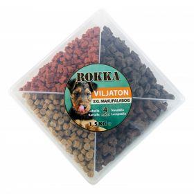 Rokka Viljaton XXL Makupalaboxi, 1,5 kg