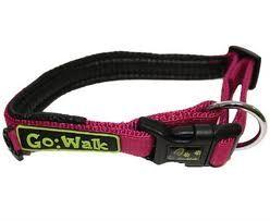 Säädettävä panta pikalukolla GoWalk pinkki - Useita eri kokoja