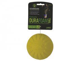 Starmark DuraFoam Pallo Keltainen - M, L