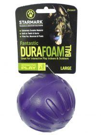 Starmark DuraFoam Pallo, lila - M, L