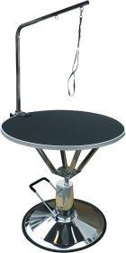 NBF pyöreä hydraulinen trimmauspöytä