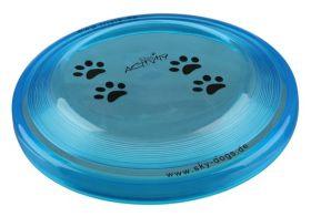 rixie Dog Activity Disc erittäin kestävä heittokiekko