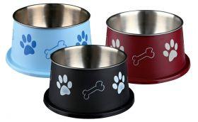 Trixie Metallikuppi, luppakorvaisille koirille 0,9 l