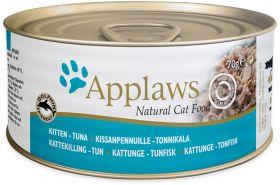 Applaws pentu - Kitten tonnikala 70g - 24 purkkia