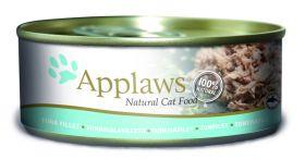 Applaws kissa tonnikalafile 156g - 24 purkkia