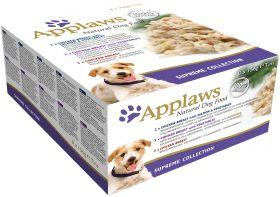 Applaws koira Suprime lajitelma 8 x 156g purkki - 4 kpl