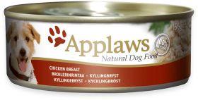 Applaws koira kana & riisi 156g purkki - 12 kpl