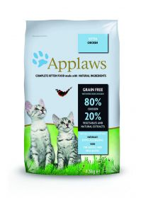 Applaws kissa kitten kuivamuona 7,5 kg