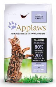 Applaws kissa adult kana & ankka kuivamuona 7,5 kg