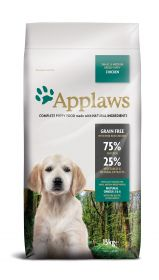 Applaws kana small&medium puppy 15kg