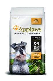 Applaws koira kana senior 7,5kg