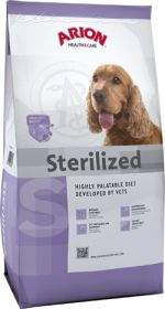 Arion Health & Care STERILIZED 12kg, sterilisoidut