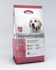 Arion Health & Care Hypoallergenic 12kg, allergia