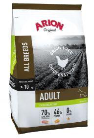 Arion Original Viljaton Kana & Peruna 12 kg