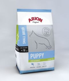 Arion Original Puppy Small Kana & Riisi 3 kg