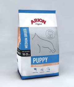 Arion Original Puppy Medium Lohi & Riisi 12 kg