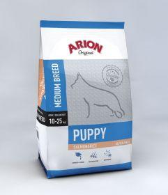 Arion Original Puppy Medium Lohi & Riisi 3 kg