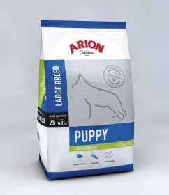 Arion Original Puppy Large Kana & Riisi 12 kg