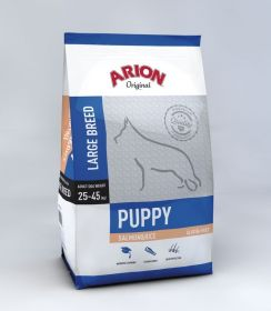 Arion Original Puppy Large Lohi & Riisi 12 kg
