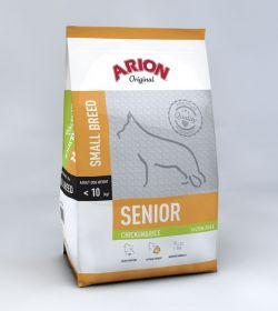 Arion Original Small SENIOR Kana & Riisi 7,5kg