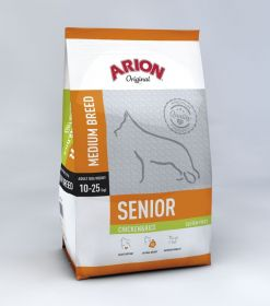 Arion Original Medium SENIOR Kana & Riisi 12kg