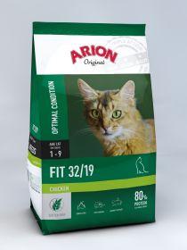 Arion ORIGINAL Kissa Adult FIT 2 kg