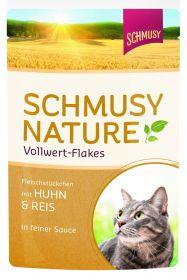 Schmusy Nature vollwert-Flakes kana & riisi 100g