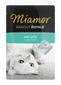 Miamor Ragout Royale in Cream Lohi 100g -22 pussia