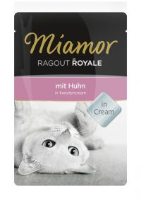 Miamor Ragout Royale in Cream kana 100g - 22 pussia