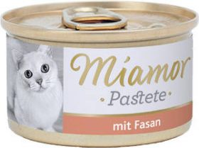 Miamor Pastete Fasaani 85g - 24 purkkia