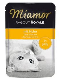 Miamor Ragout Royale Kana 100g Jelly - 22 pussia