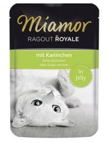 Miamor Ragout Royale Kani 100g Jelly - 22 pussia