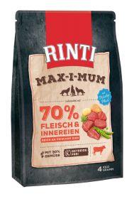 Rinti Max-i-mum kuivamuona nauta 4kg viljaton