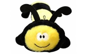 Happy Pet Pehmolelu Crinkley Bee, n. 45 cm - 3 kpl