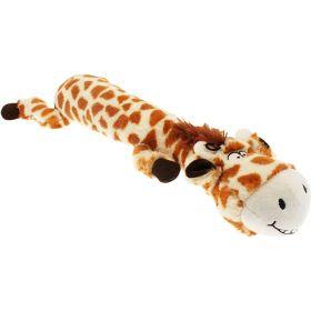 Safari pehmolelu kirahvi vingulla - 3 kpl