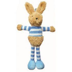 Buster & Beau Bunny vinku-pupu sininen 30 x 19 x 6 cm