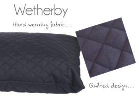 Happy Wetherby patja sininen 99 cm x 75 cm