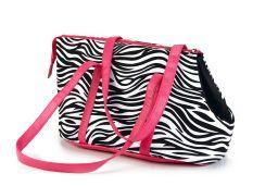 Kantolaukku Zebra 43 x 20 x 26 cm