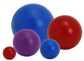Jolly Push-n-Play pallo n. 7,6 cm punainen