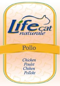 LifeCat Kana 70g annospussi kastikkeessa - 30 kpl