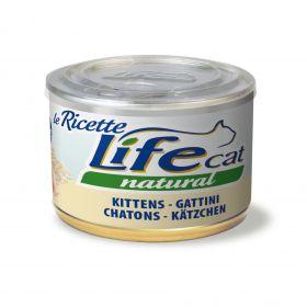 LifeCat Le Ricette Kitten - pentu resepti 150g - 12 kpl