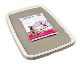 Puppy Trainer Starter Kit XL + pissa-alusta 7 kpl