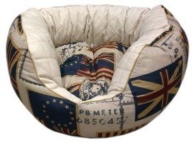 Paksu reunapeti Komfort Flagi Medium 65 cm