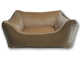 Tujoma Reunapeti Sofa Ontario 55 x 42 x 23 cm beige