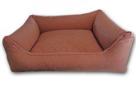 Tujoma Reunapeti Sofa Modern 60 x 50 x 20 cm pinkki