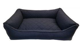 Tujoma Reunapeti Sofa Modern 80 x 55 x 20 cm sininen