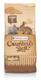 Versele-Laga Country's Best Cuni Fit Plus, Täysrehupel. kaneille, 20 kg