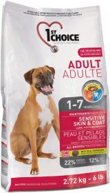 15 kg 1st Choice Adult Skin & Coat