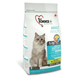 1st Choice Cat Healthy Skin & Coat 5,44kg